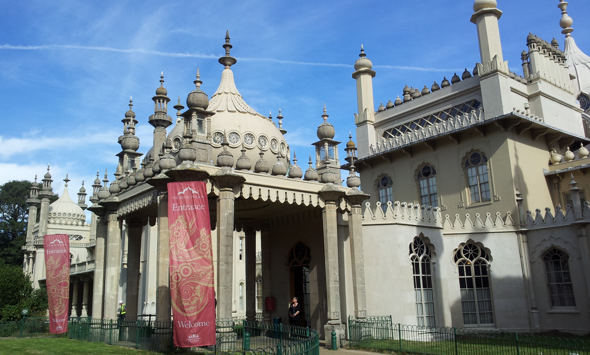 Brighton Pavilion